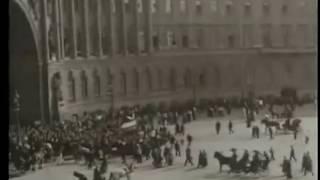 История под винишко. Дворцовая площаль в июле 1914 года. Санкт-Петербург.