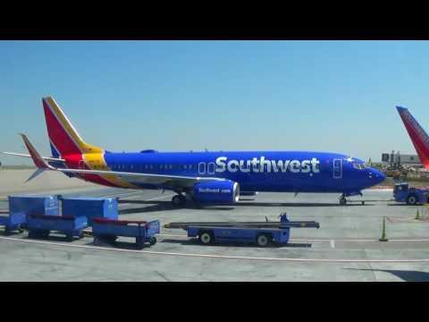 Flying Southwest Airlines: BDL-DEN-SEA