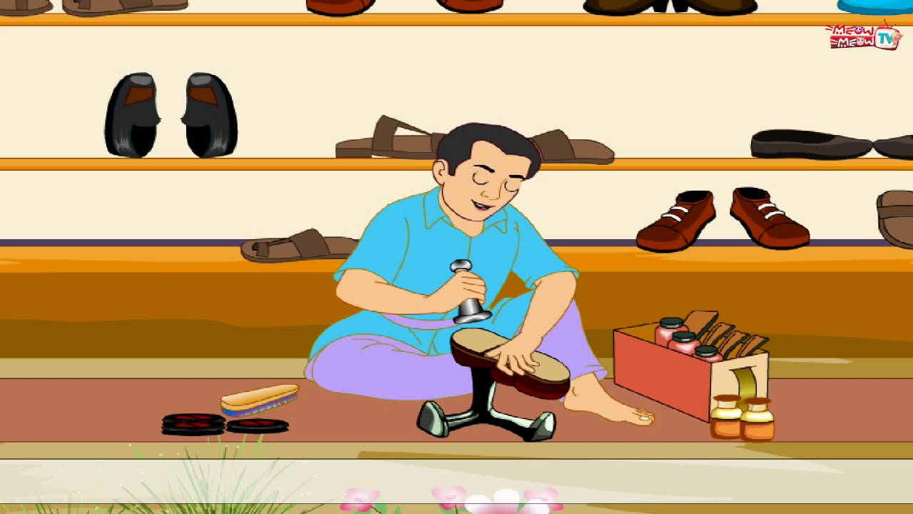cobbler  cobbler meow meow tv youtube community helpers clip art images community helpers clip art images