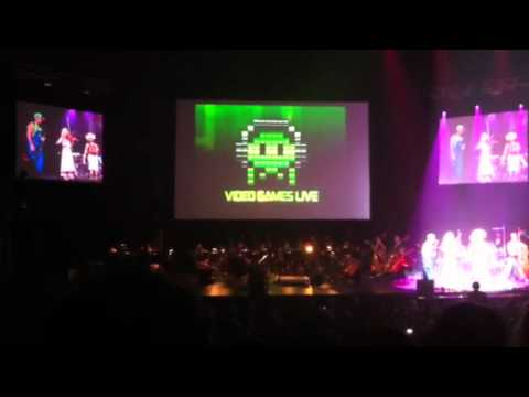 Super Mario Bros. Medley - Video Games Live Paris