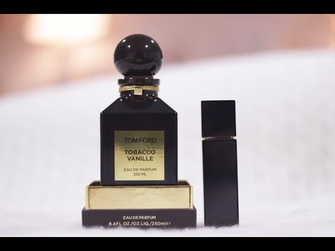 Tom Ford Private Blend Tobacco Vanille Review