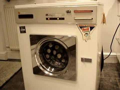 Hoover Keymatic A3008 Washing Machine (1976)