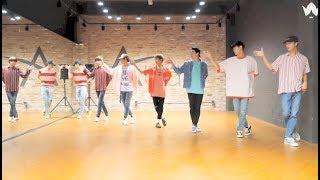 Video [Kpop Magic Dance] WINNER - Island + VAV - Middle of the Night (ABC) download MP3, 3GP, MP4, WEBM, AVI, FLV Agustus 2017