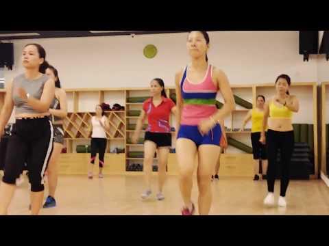 Bong bong bang bang ,Zumba ,/choreography ZIN Abhinav(vietnam)