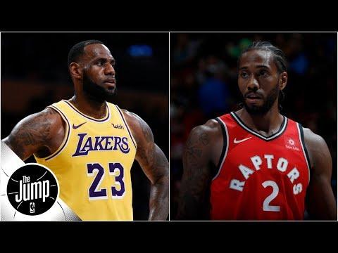Most important 2018 NBA offseason move: LeBron, Cousins or Kawhi? | The Jump