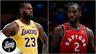 Most important 2018 NBA offseason move: LeBron, Cousins or Kawhi? | The Jump
