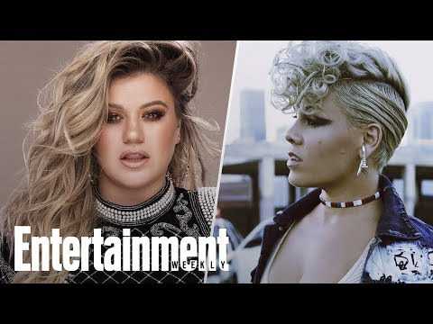 Kelly Clarkson Would Love To Collaborate With Pink: 'I'm A Huge Fan' | Entertainment Weekly
