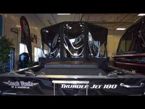 2018 Thunder Jet 180 Eco Jet For Sale near Edmonton, AB
