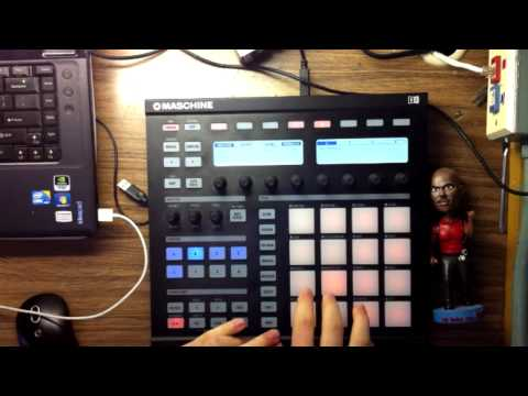 Kanye West - Champion - Remade in Maschine