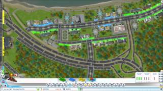 Modded SimCity Ep26:: High Wealth Area