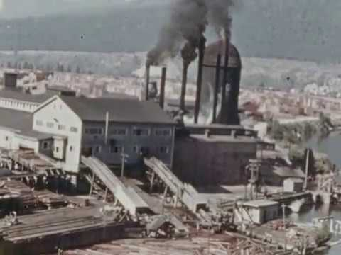 Anaconda Copper Mining Company: Bonner Lumber Mill