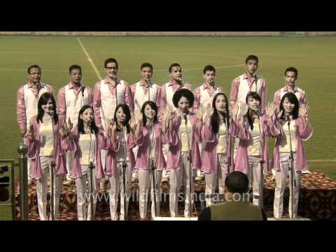 Tu aashiqui hai - Shillong Chamber Choir