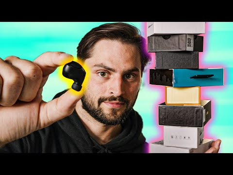 We Tried 50 Cheap Wireless Earbuds & Picked Our FAVORITES!