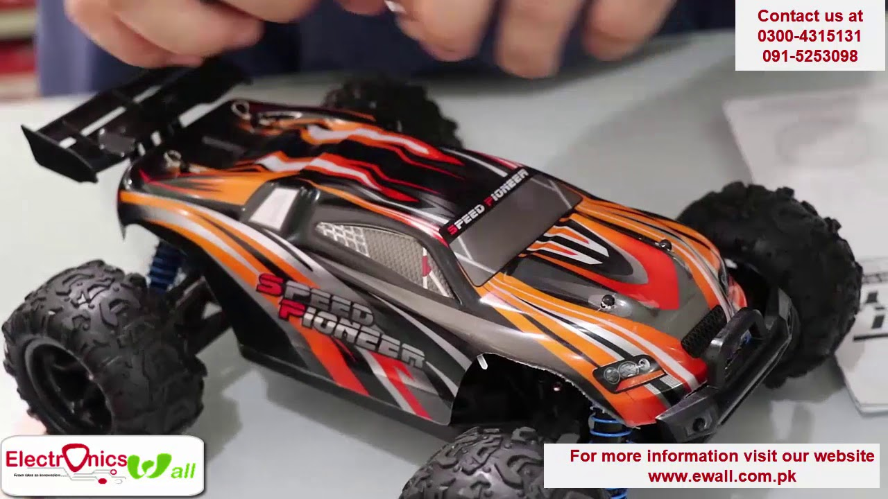 Professional 4wd Rtr 1 18 Off Road 45km H Sd Fastest Electric Rc Car