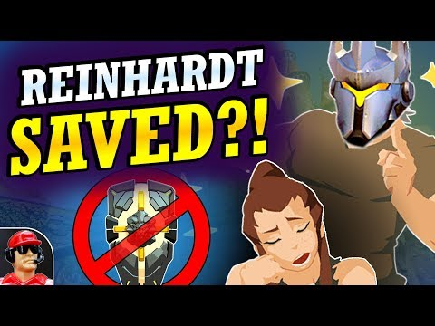 Will this SAVE Tank Heroes | Brigitte Shield Bash NERF (Overwatch Discussion)
