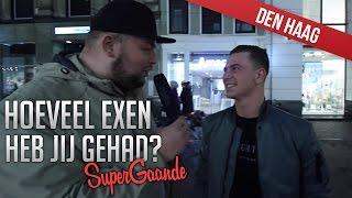 HOEVEEL EXEN HEB JIJ GEHAD? (DEN HAAG) - SUPERGAANDE INTERVIEW