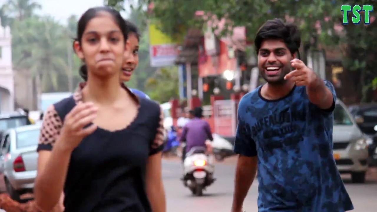 Mocking Girls (Muh Chidana) Prank - TST PART 2