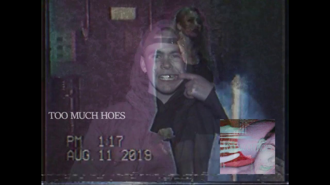 BlazZie - Too much hoes (official VHS visual)