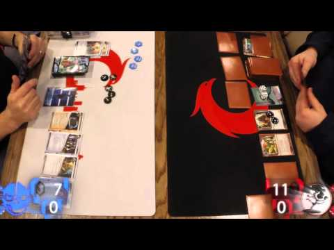Finals | Netrunner | Tulsa Store Championship | Tommy Mancino - Bradly McPherson