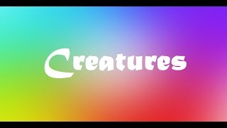 """Creatures (Trolls)"" Cast Video [Remake]"