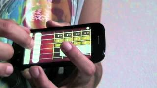 Best Guitar App For Android - Play Guitar Like a Pro(Virtual Guitar Pro Android App. Download Here: https://play.google.com/store/apps/details?id=vg.nettn.com Playing Guitar can be so much fun. In this video we ..., 2014-10-14T13:23:01.000Z)