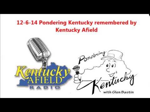 12-6-14 Pondering Kentucky on Kentucky Afield Radio