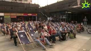 "Kino ""pod chmurką"" - 08.07.2013"