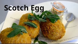 How To Make Scotch Egg With April Bloomfield