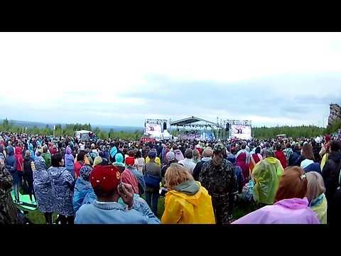 Рок опера на Крестовой горе