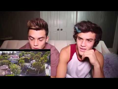 Dolan Twins Reacting To Jake Paul I Love You Bro Ft Logan Paul
