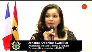 Ghana@58 Official Speech by The Ghana Ambassador to France H.E. Johanna Odonkor Svanikier
