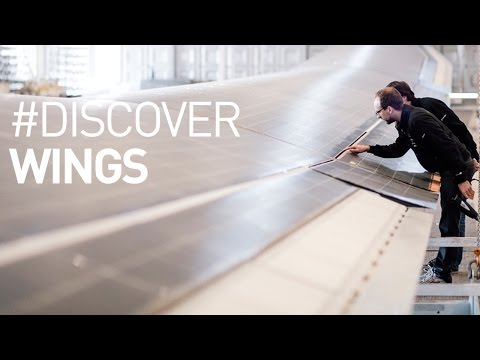 Solar Impulse Airplane - Solar Impulse 2 Wings - #Discover