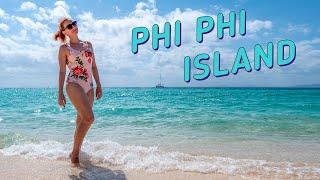 Райские острова и жаркая ночь на Пхи Пхи Пхукет 2020