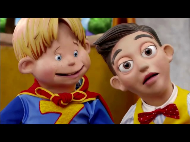 LazyTown Latino Capitulo 58 - Doble Stephanie HD