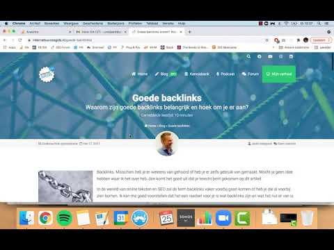 Goede backlinks scoren? #3 Tips om natuurlijke backlinks te verkrijgen