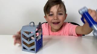 Zack and new toys PJ Masks