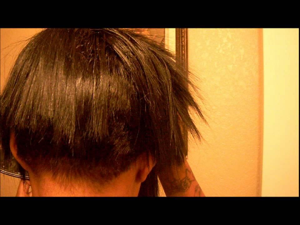 Short Hair Tutorial Part 3