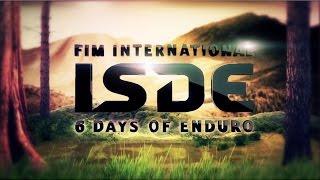 Teaser ISDE 2015 - Kosice (SVK) 7 to 12 September 2015
