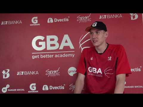 Interview with Tomas Pavelka - Slovak U18 national team player