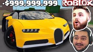 CHELTUIM 999,999,999 DE EURO PE ROBLOX !