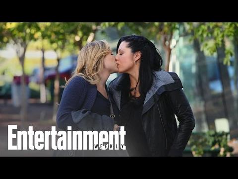 Grey's Anatomy: Jessica Capshaw On Arizona & Callie Breakup  PopFest  Entertainment Weekly