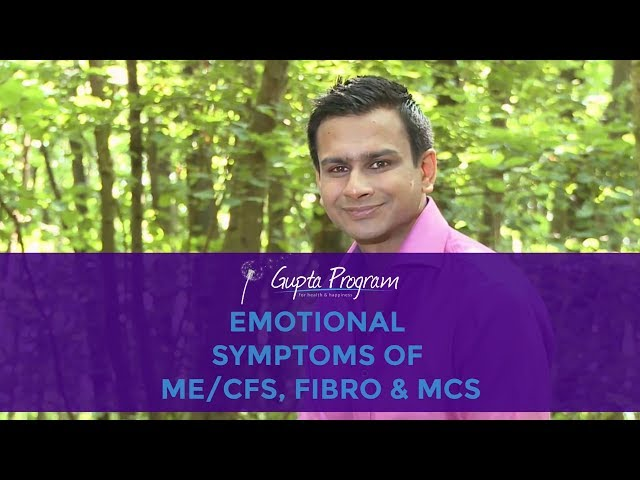 Emotional Symptoms of ME/CFS, Fibromyalgia, MCS & EHS