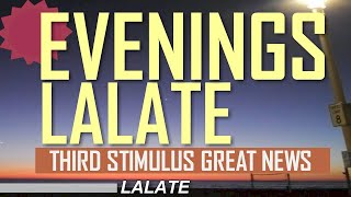 FINALLY! $1400 STIMULUS CHECK BILL RELEASED - FULL RECAP | THIRD STIMULUS  PACKAGE | EVENINGS LALATE