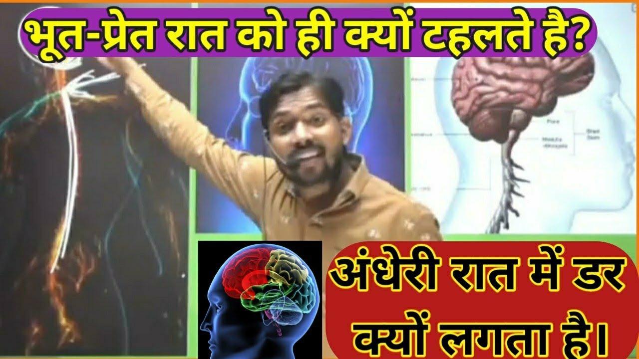 मनुष्य का दिमाग इतना तेज कैसे होता है?by khan sir/How to control our mind