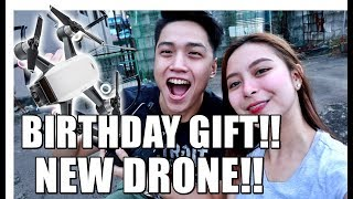 MAGANDANG DRONE FOR BEGINNERS?! UNBOXING AND FLIGHT TEST! | KATHRYE