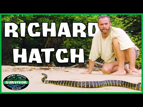 Snakes And Rats: The Story Of Richard Hatch