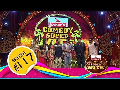 Comedy Super Nite with NadirShah & Srinda Ashab│നാദിർഷ & ശ്രിന്ദ അഷാബ് │CSN#117