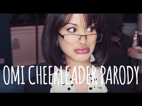 OMI - Cheerleader (Felix Jaehn Video Edit) (Parody By Chloe Temtchine)