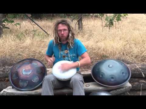 Steel Drum Comparison (Hapi, Kaizen, RAV, handpan
