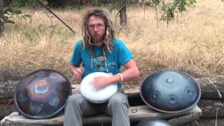 Steel Drum Comparison (Hapi, Kaizen, RAV, handpan